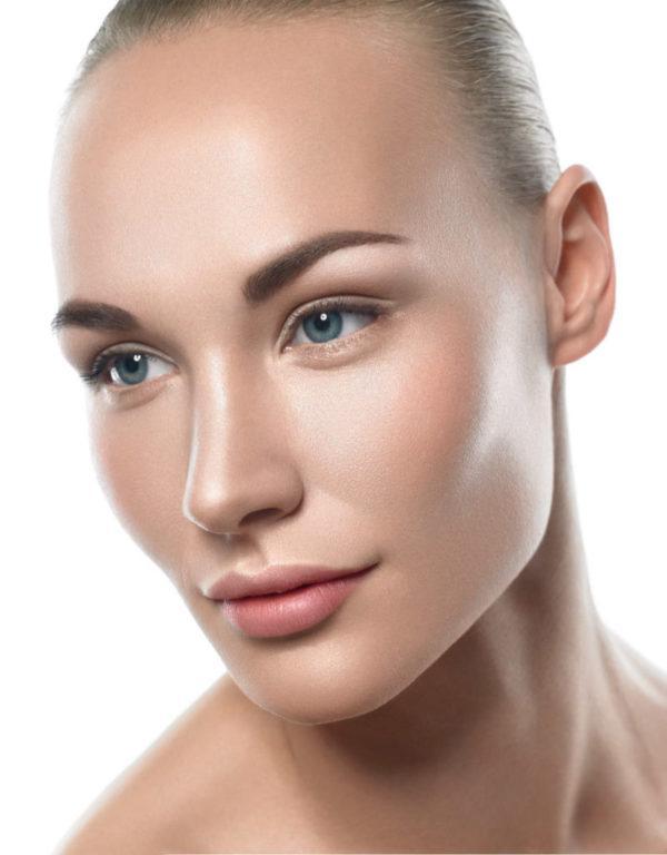 Personal Retouching Master Class - Boutique Retouching - high end beauty retouch blean white bg slick back hair 800x1024 1