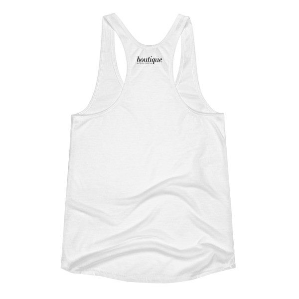 Dodge And Burn Love – Tank – Girl's Racerback Tank | BOUTiQUE RETOUCHING - Boutique Retouching - mockup 22f8574a