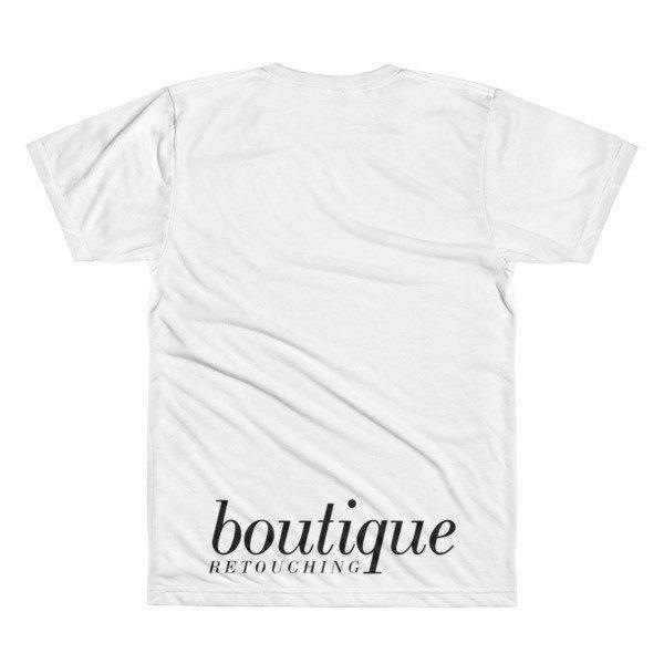 All-Over Printed DODGE & BURN T-Shirt - Boutique Retouching - mockup c5c7b487