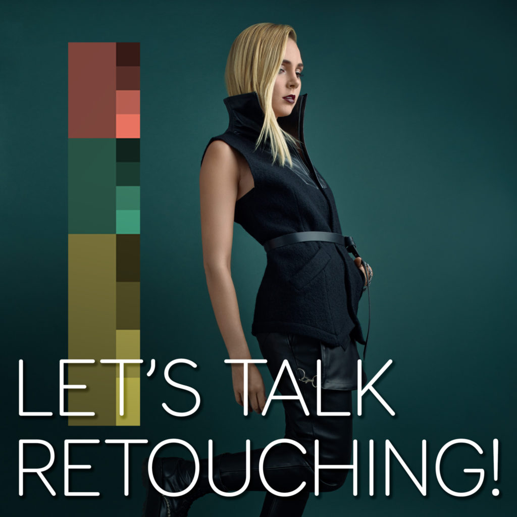 LTR!014 - 5 Tips On How To Get Better Color Understanding - Boutique Retouching - LTR Podcast image