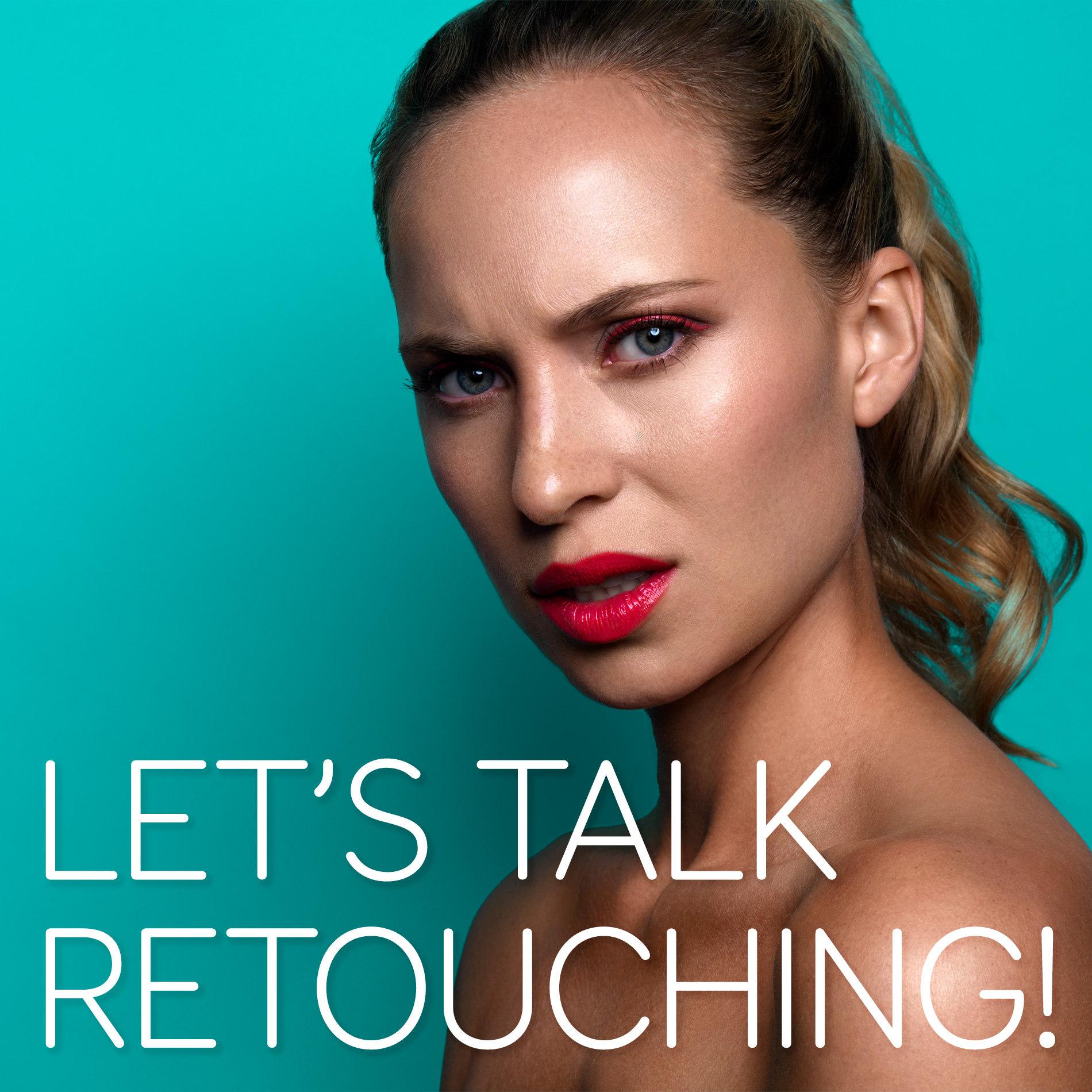 Blog - Boutique Retouching - LTR Podcast image